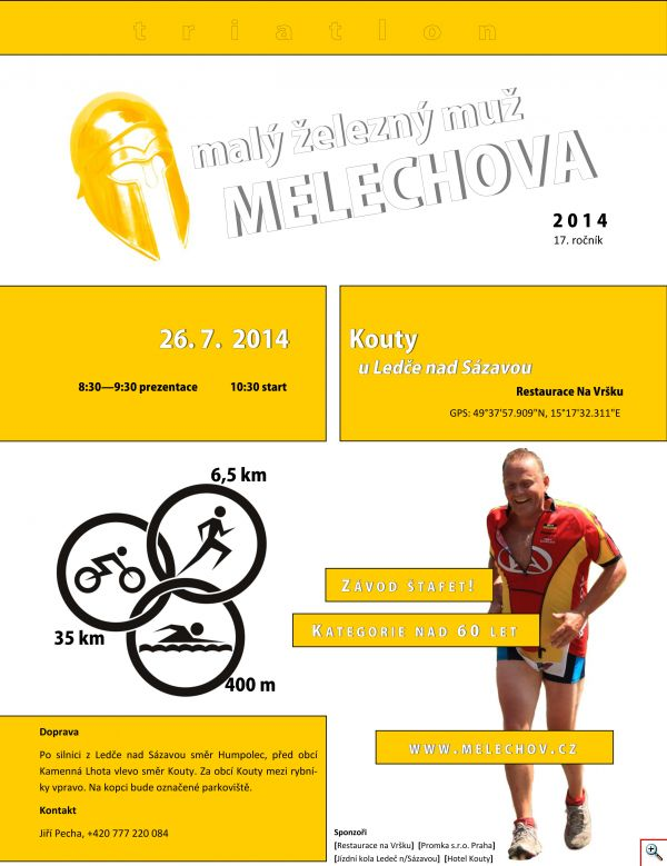 pozvanka triatlon 2014